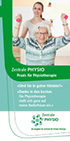 Zentrale Physio Flyer